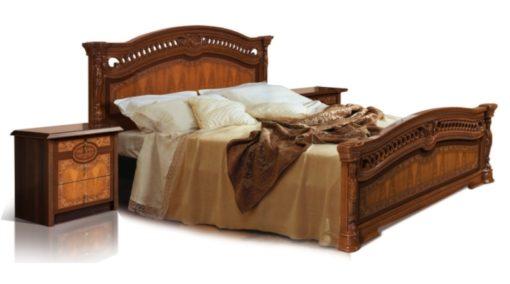 Кровать Карина-2 (матовое исполнение) 1