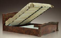 Кровать Карина-3 с подъемным механизмом (бежевый) 2
