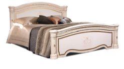 Кровать Карина-3 с подъемным механизмом (бежевый) 1