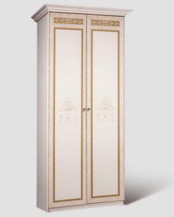 Шкаф 2-ств. Карина-3 (бежевый) 1
