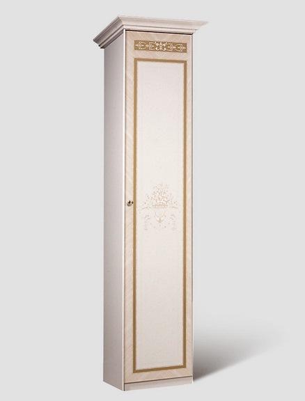 Шкаф 1-ств. Карина-3 (бежевый) 1