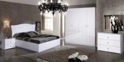 Спальня Европа-9 (белый) 1