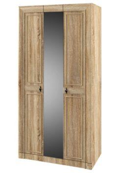 Шкаф для платья и белья изд. 104 серии МДК 4.12 1