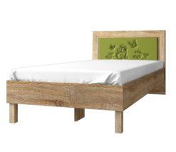 Кровать серии МДК 4.12 вариант №3 1