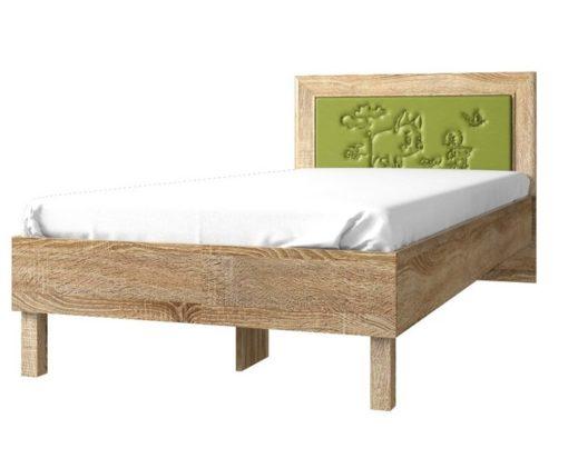 Кровать серии МДК 4.12 вариант №4 1