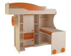 Набор мебели 4.4.1 (оранжевый) 2