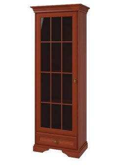 Шкаф-витрина изд. 5 серии МК 21 1