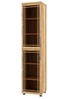 Шкаф для книг изд. 196 серии МК 48 1