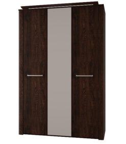 Шкаф 3х дверный изд. 3 серии МК 44 (старый дуб) 1
