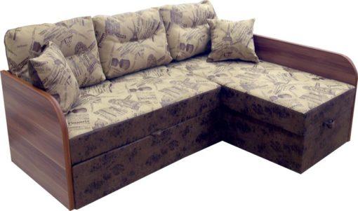 Угловый диван Ниагара-4Л 6