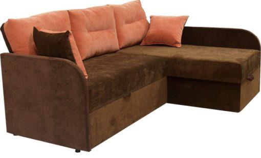 Угловый диван Ниагара-4Л 10