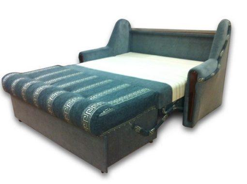 Комплект Ниагара 3 прямой с креслом-кроватью 8