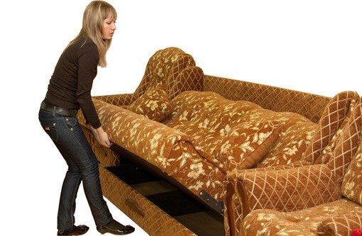 Комплект Ниагара 2В дуга с креслом-кроватью 10