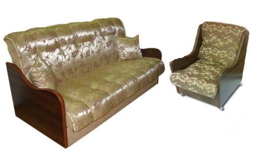 Комлект Ниагара 2ЛВ (диван + кресло) 1