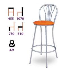 Барный стул Ромашка-бар 1