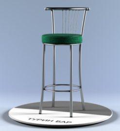 Барный стул Турин-бар 2