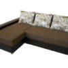 Угловой диван Престиж с ортопедическим матрасом 2