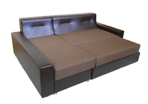 Угловой диван Престиж с ортопедическим матрасом 6
