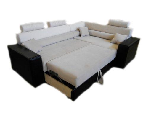 Угловой ортопедический диван Версаль 3