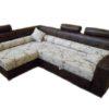 Угловой ортопедический диван Версаль 1