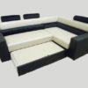 Угловой ортопедический диван Версаль 8
