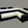 Угловой ортопедический диван Версаль 9