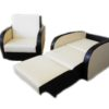Комплект «Неаполь» ортопедический диван + кресло 1