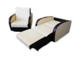 """Комплект """"Неаполь"""" ортопедический  диван + кресло 1"""
