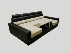 Угловой диван Версаль-П с ортопедическим матрасом 2