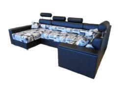 Угловой диван Версаль-П с ортопедическим матрасом 1