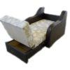 Комплект «Рондо» ортопедический диван+кресло 6
