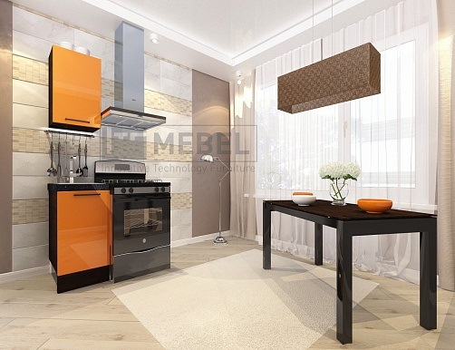 Кухонный гарнитур на 1000мм 2