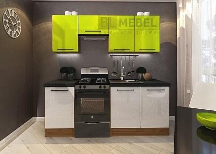 Кухонный гарнитур на 2100мм 1
