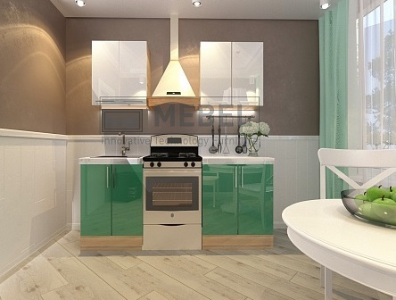 Кухонный гарнитур на 2200мм 1