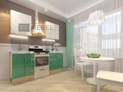 Кухонный гарнитур на 2200мм 2