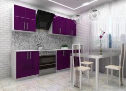 Кухонный гарнитур на 2400мм 2