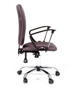 Кресло Chairman 9801 хром 2