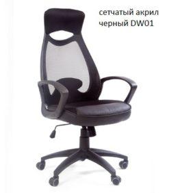 Кресло Chairman 840 black 2
