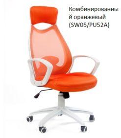 Кресло Chairman 840 white 3