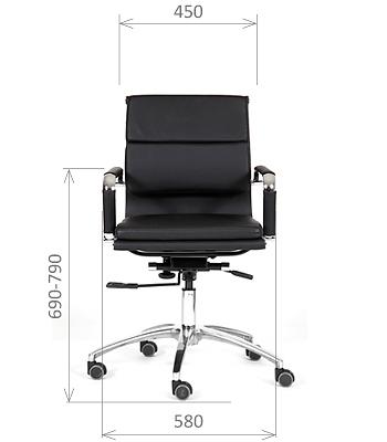 Кресло Chairman 750М 3