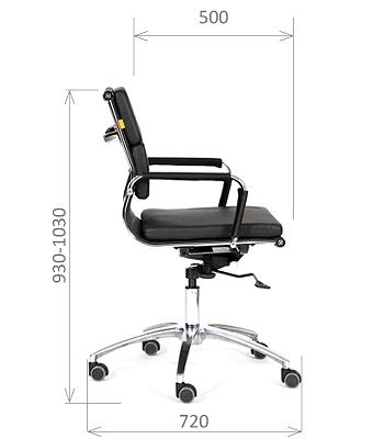 Кресло Chairman 750М 4
