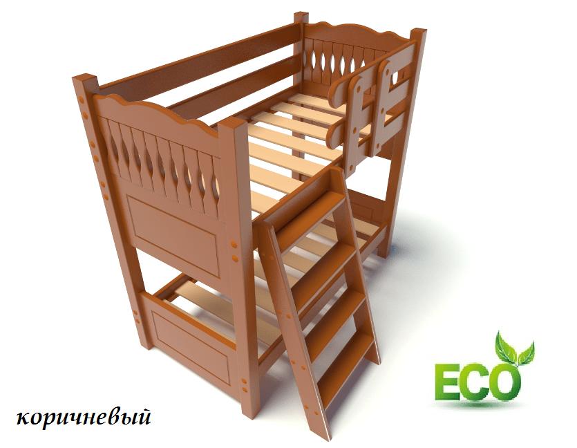 Двухъярусная кровать для детей недорогие
