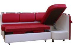Угловой диван раскладной Метро (люб.размеры) 3