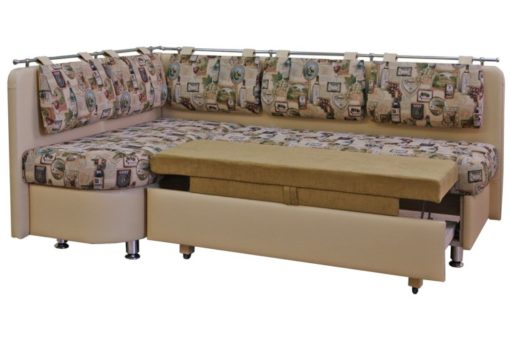 Угловой диван раскладной Метро (люб.размеры) 5