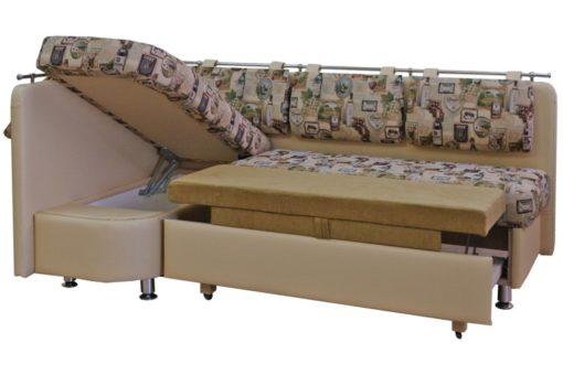 Угловой диван раскладной Метро (люб.размеры) 6