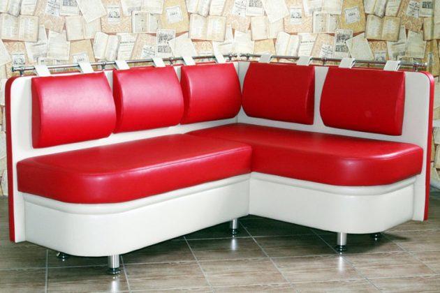 Угловой диван с ящиком Метро (люб.размеры) 1