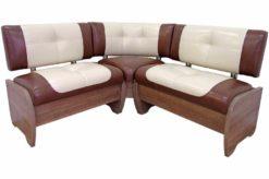 Угловой диван Форвард (люб.размеры) с мягким углом 1