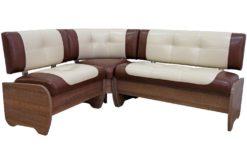 Угловой диван Форвард (люб.размеры) с мягким углом 2