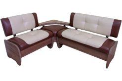 Угловой диван Форвард (люб.размеры) с полочкой 1