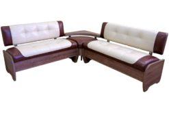 Угловой диван Форвард (люб.размеры) с полочкой 2